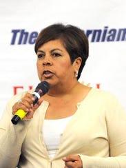 Virginia Mendoza