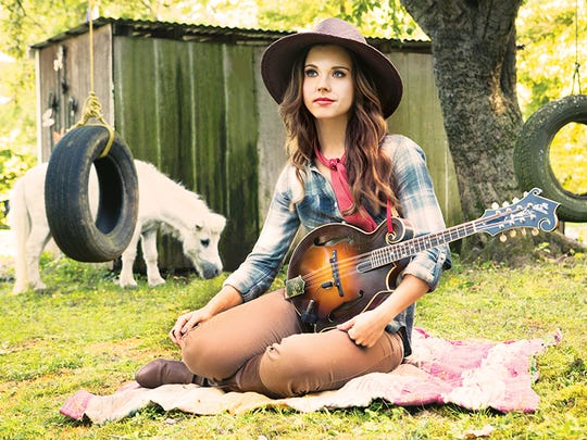 Bluegrass singer, mandolinist, and guitarist Sierra Hull will headline at the free Thursday, Aug. 4, Levitt AMP Sheboygan Music Series concert at the John Michael Kohler Arts Center.
