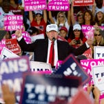 Donald Trump urges faithful in Collier to vote early
