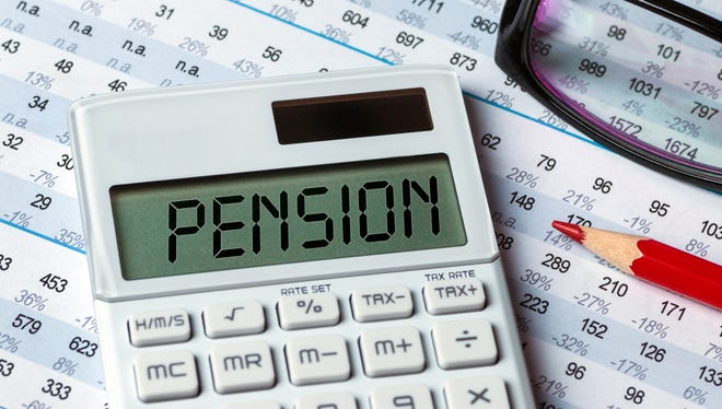 Without pensions, older workers are being forced to work longer hours and stay in the workforce longer.