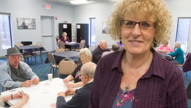 Patrice Rentsch is the Putnam Senior Center interim director.