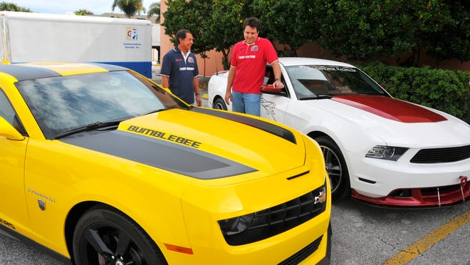 Communications Concepts Inc. in Cape Canaveral has filmed a television show in Florida titled Great American Car War: Camaro vs. Mustang.