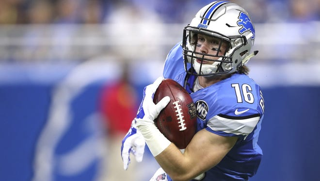Jace Billingsley was put on the Lions' 53-man roster Saturday.
