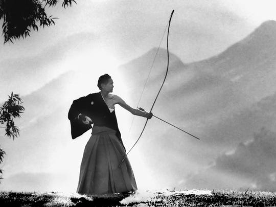 """Kevin Peer's film """"Master Archer"""" shared the story of the official bow maker and archer for the Emperor of Japan."""