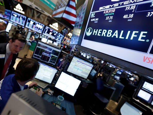 HERBALIFE - FEDERAL TRADE COMMISSION