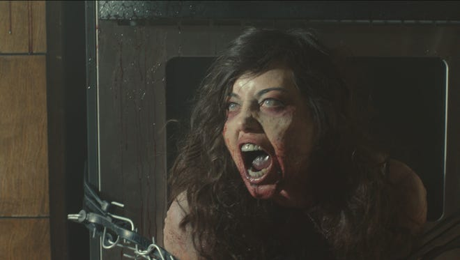 Aubrey Plaza stars in 'Life After Beth,' the festival-closing feature at the 2014 Indy Film Fest.