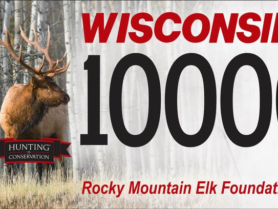 Whitetails And Elk Featured On New Specialty License Plates