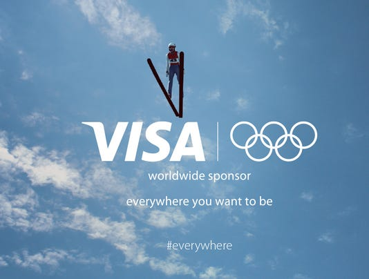 OLYMPIC SPONSORS EDGY story