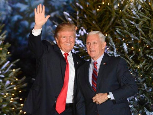 Trump, Pence celebrate election victory in Orlando