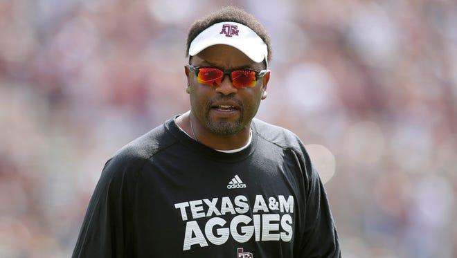 Could former Texas A&M head coach Kevin Sumlin be ASU's next football coach?