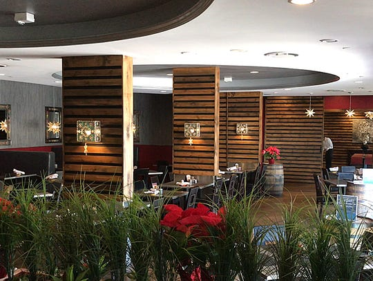 La Cosecha Modern Cocina is located on the first floor of Crowne Plaza Ventura Beach. It will offer a three-course, prix-fixe Christmas menu from noon to 7:30 p.m. Dec. 25.