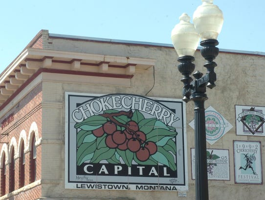 Considered the Chokecherry Capital of Montana, Lewistown hosts its annual Chokecherry Festival in September.