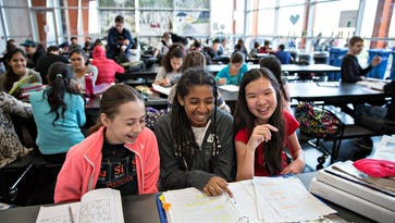 BASIS Scottsdale placed No. 2 nationally in U.S. News and World Report's  ranking of the country's best high schools.