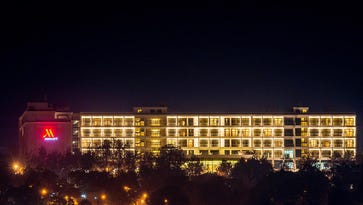 The Kigali Marriott is Marriott International's first property in Sub-Saharan Africa.