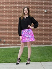 Madison Couture (15) is a 9th grade transgender student at Cape Henlopen High School in Lewes.