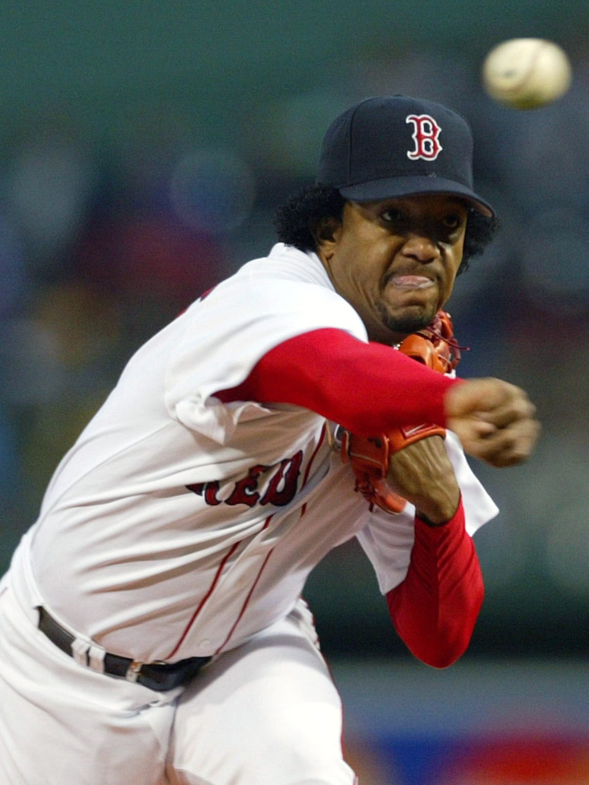 Pedro Martinez was elected to the BaseballHall of Fame