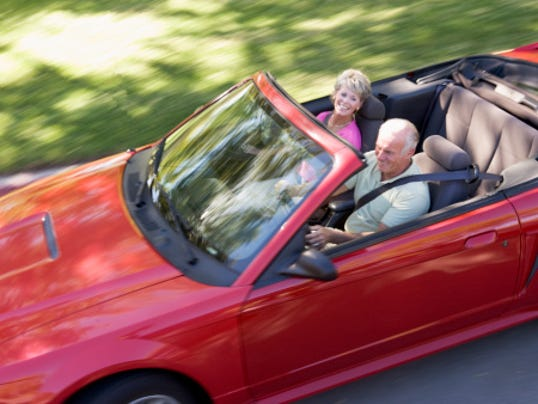 Lease Or Buy A Car In Retirement