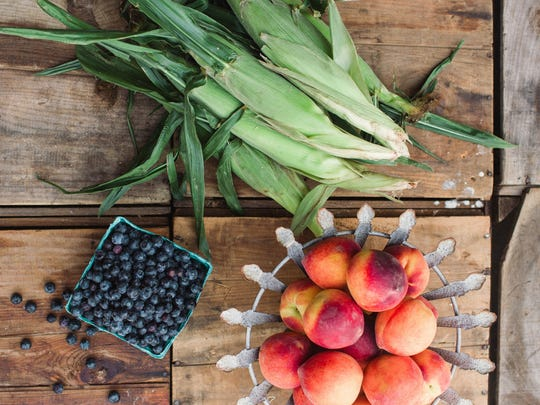 Some places like Cape May are abundant in fresh produce, but it is often wise to buy your Jersey Fresh items from a farm stand or farmers market before hitting the highway.