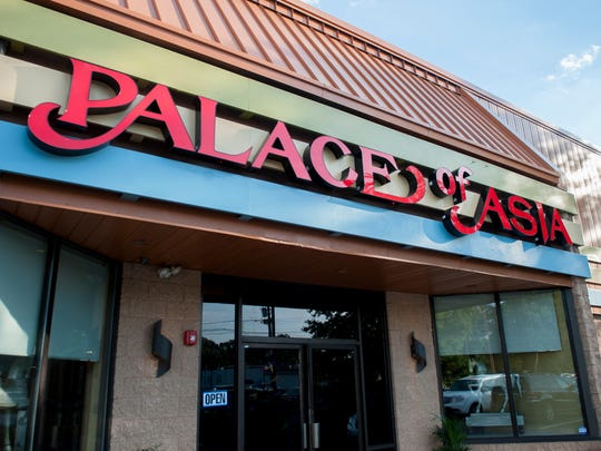 Palace of Asia moved from North Park Drive in Cherry Hill to Route 38 in Maple Shade.