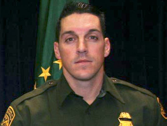 Border agent Brian Terry 111813