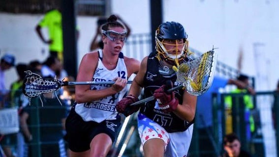 South Brunswick graduate Blaire Nathanson will play goalie for the Israel National Team at the World Cup in July.