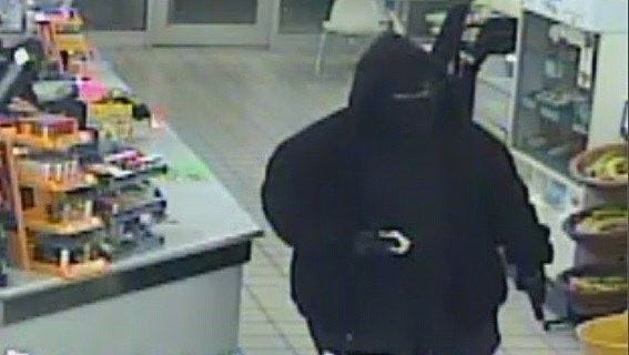 For the second time this year the Clermont County Sheriff's Office is investigating a robbery at the UDF in Stonelick Township.