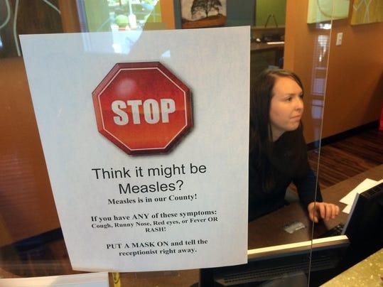 Measles Outbreak Arizona