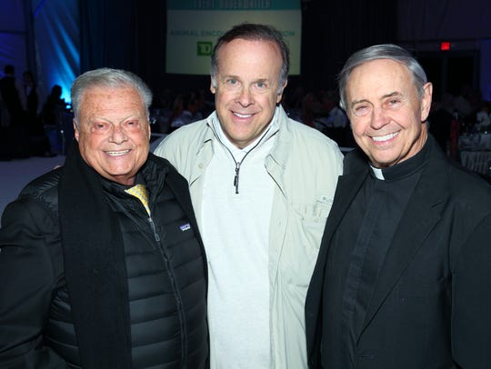 Harold Matzner, Andy Gladstein, Father Howard Lincoln