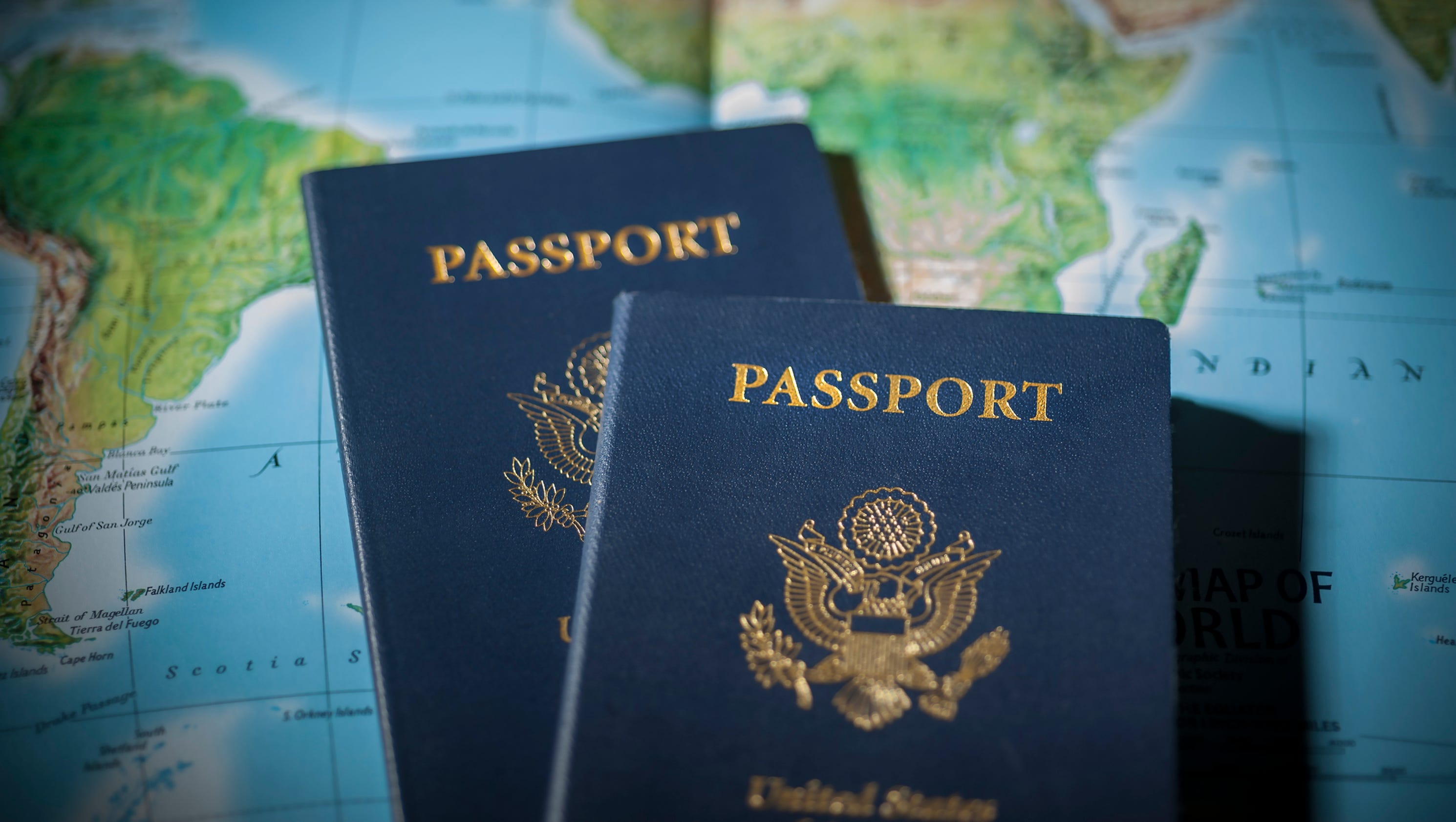 how to change your passport