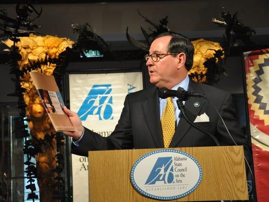 Al Head - Alabama Creative Industries impact state $ 8.7 billion. Photo by B.jpg