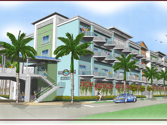 It's official: Margaritaville Beach Resort coming to Fort