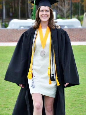 Stuart resident Molly Killane recently graduated the University of Central Florida with highest honors.