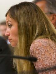 State Rep. Amanda Stuck (D-Appleton).