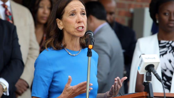 Assembly member Amy Paulin (D-Scarsdale) proposed three changes to New York State's bail reform.