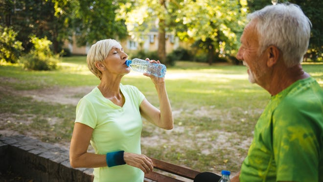 Consistent fluid intake not only allows the brain and body to operate at their best, but can help to reduce the risk of safety issues related to dehydration.