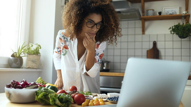 There are many options for substituting ingredients to make a recipe healthier to eat.