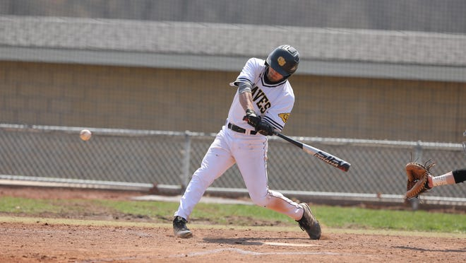 Jeremiah Arellano, a former East High School boys baseball star now plays for Ottawa University in Kansas.