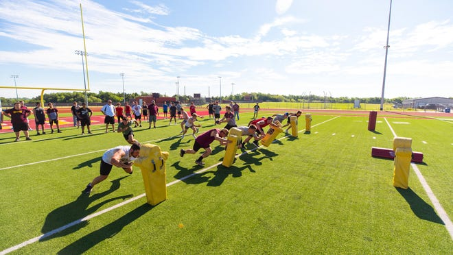 The University Interscholastic League announced several COVID-19 guidelines have been changed for the final three weeks of summer workouts and conditioning programs.