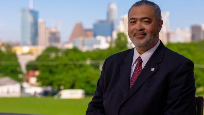 Jeff Travillion for Travis County Commissioner Precinct 1.