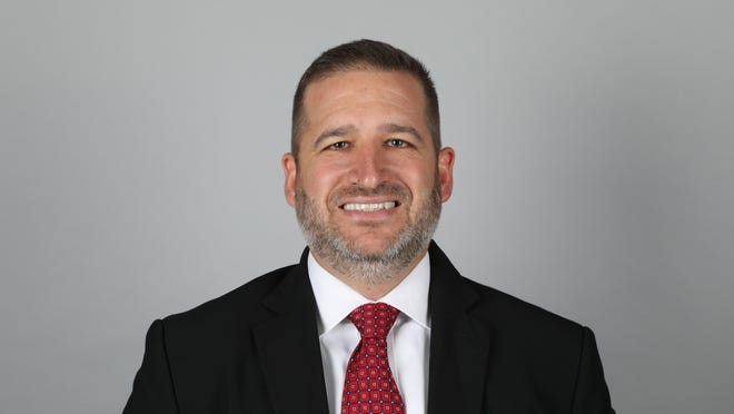 UGA senior deputy athletic director Josh Brooks (UGA photo).