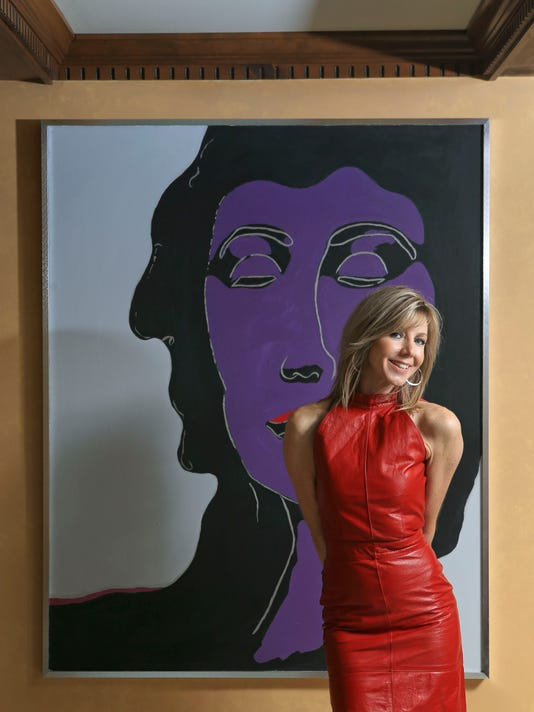 Stylemaker Kim Hunter