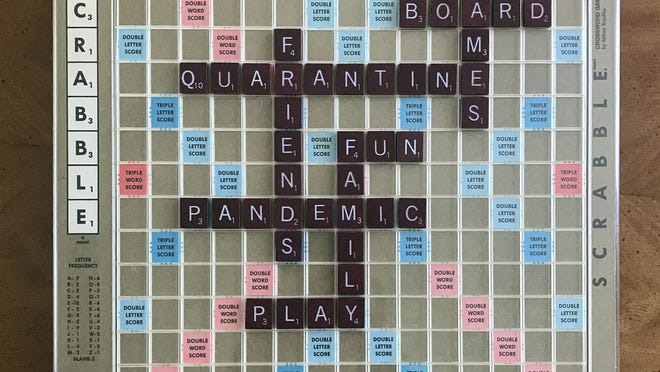"""Scrabble"" is still fun, but there's a slew of modern board games to play through the pandemic at local shops."