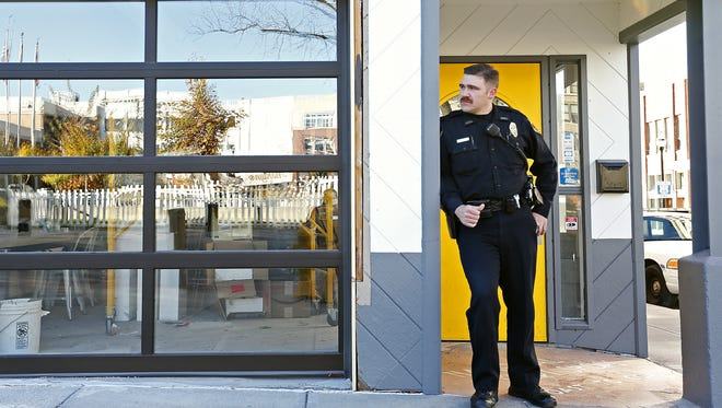 Springfield police will create a new squad to patrol the center city zone.