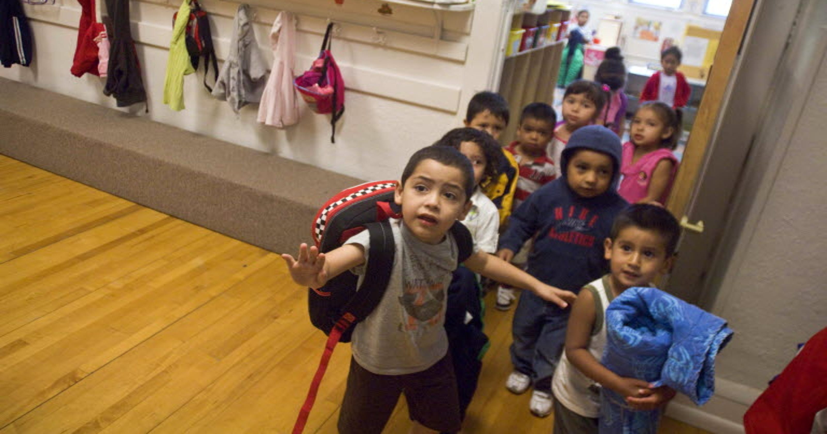 Gains In Reading For Hispanic Students >> Born Into Poverty Rural Hispanic Children Face Huge Obstacles