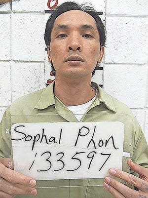 Sophal Phon is among those challenging their sentences.