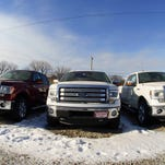 As auto sales sizzle, hot SUVs and pickups in short supply