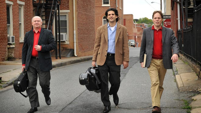 The world-renowned Tempest Trio is among the many acclaimed artists set to perform at the El Paso Pro-Musica 2016 Chamber Music Festival, taking place at various  El Paso and Las Cruces venues through Jan. 29.