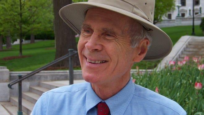 Wisconsin Secretary of State Doug La Follette.