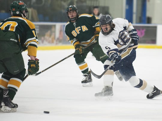 BFA St. Albans vs. Essex Boys Hockey 12/21/16