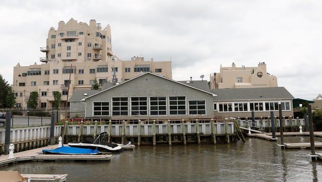 The former Nyack River Club restaurant